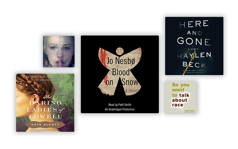 audiobook deals